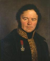 Portrait de Stendhal par Silvestro Valéri © Bibliothèque municipale de Grenoble