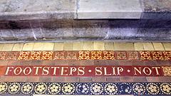 Slip not