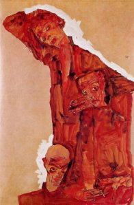 egon-schiele-composition-with-three-male-figures