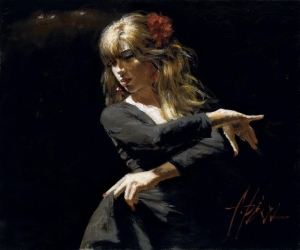 Fabian Perez 1967 - Argentine Figurative painter - Tutt'Art@ (34)