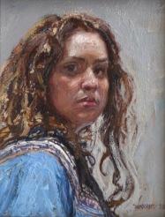 Daud Akhriev _ paintings