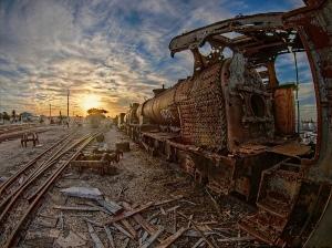 Last station