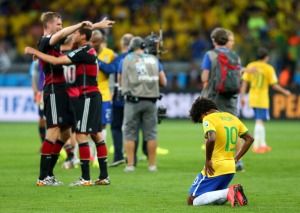 Brazil v Germany: Semi Final - 2014 FIFA World Cup Brazil