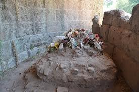 Caesar's funeral